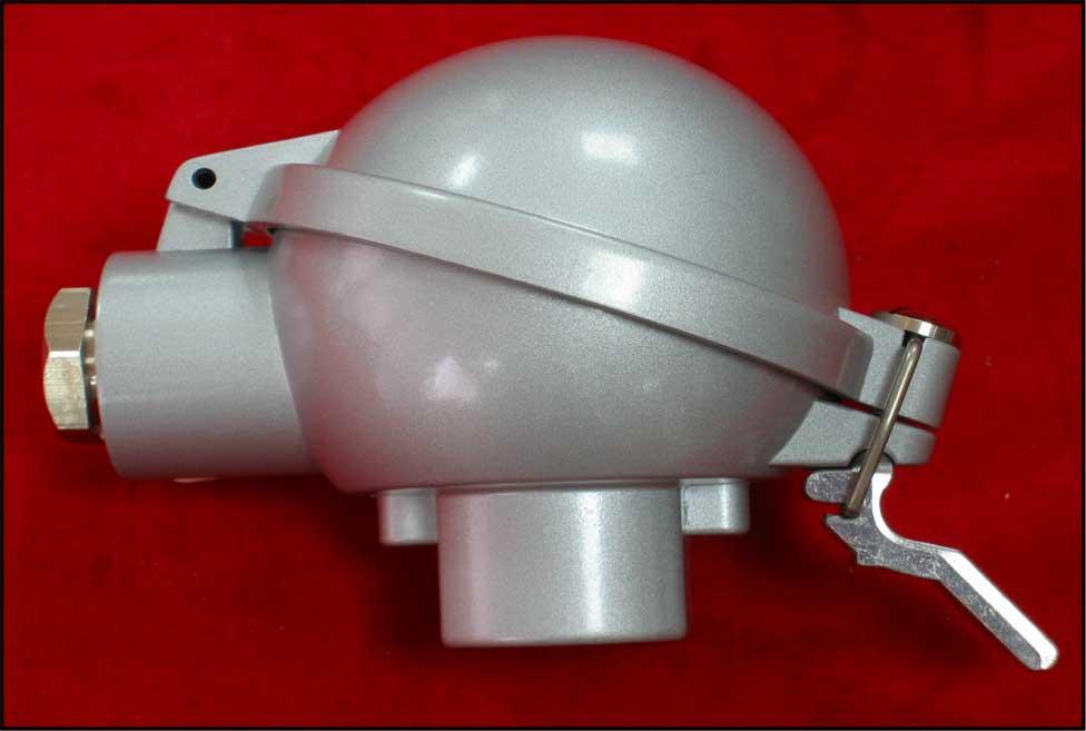 Aluminum Flip Top