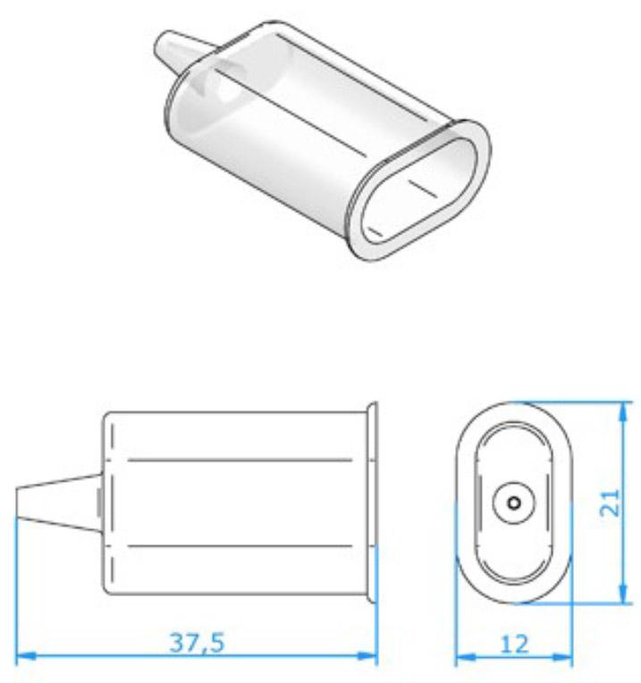 Hamitherm Connectors Mini Size Accessories