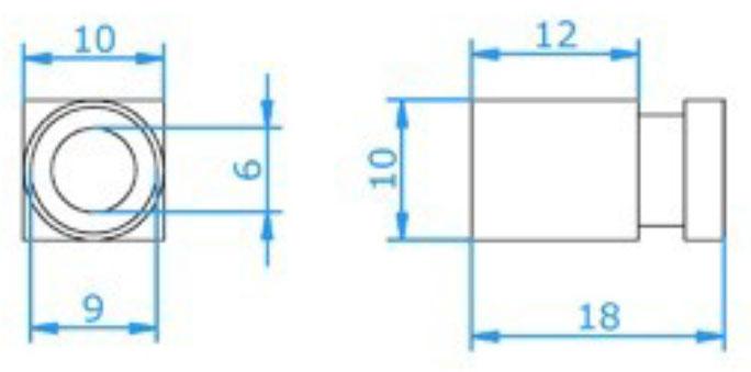 Hamitherm Connectors Standard Size Accessories