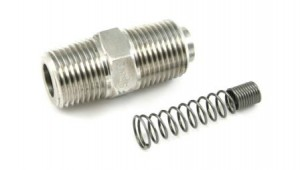 Hex Fittings Standard and Spring Loaded
