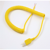 Thermocouple Coiled Cords