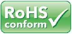 RoHS Conform